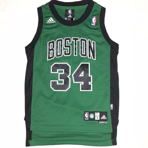 on sale f2bc8 45657 Kids Adidas Boston Celtics Paul Pierce Jersey